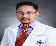 Mark Vincent B. Besa, MD, DPAFP